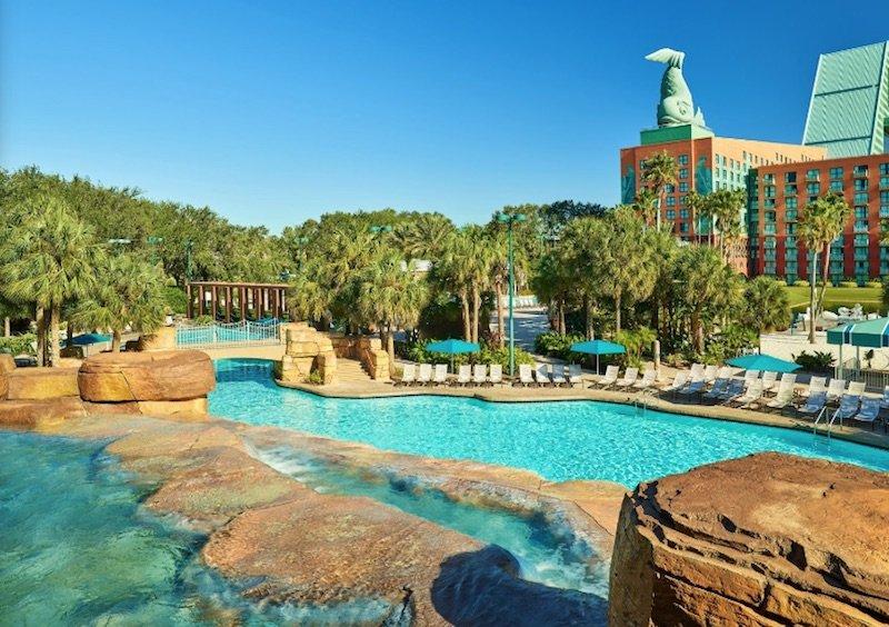 image - walt disney world swan and dolphin resort