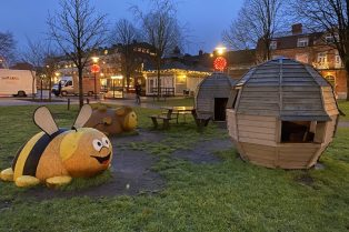 image - almhult town playground for kids