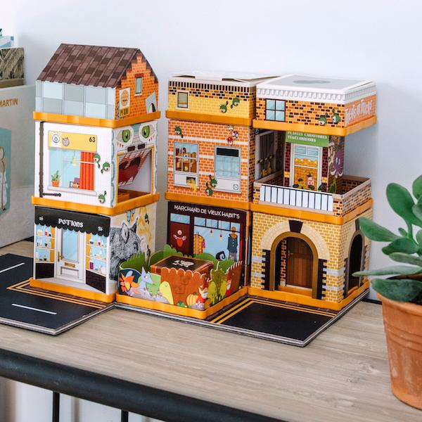 image - fabulabox toys france monsterlane set