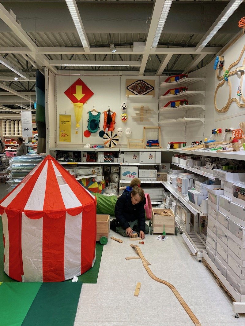 image - ikea almhult for kids
