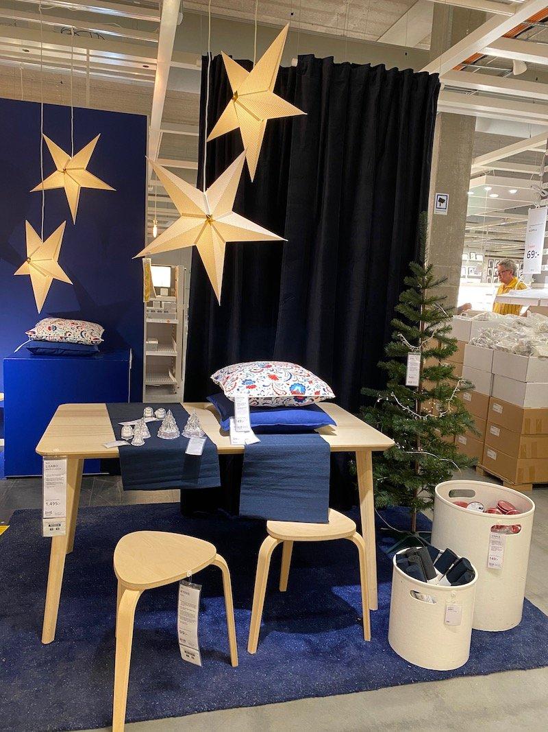 image - ikea almhult showroom displays