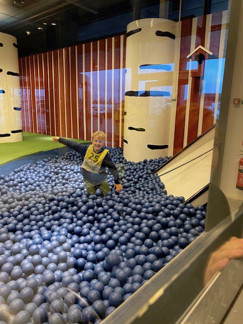 image - ikea almhult smaland play area