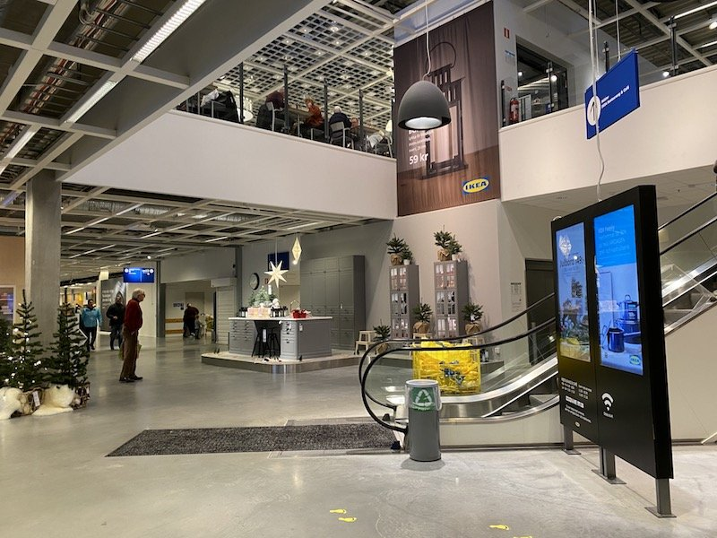 image - ikea almhult store entrance
