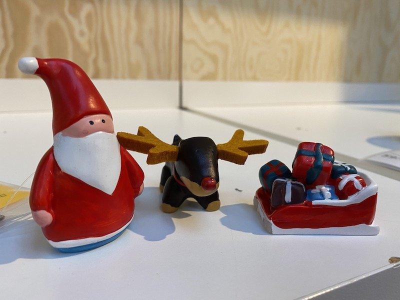 image - ikea christmas displays