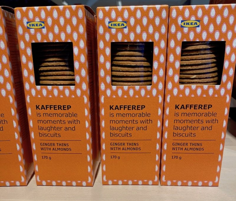 image - ikea ginger biscuits