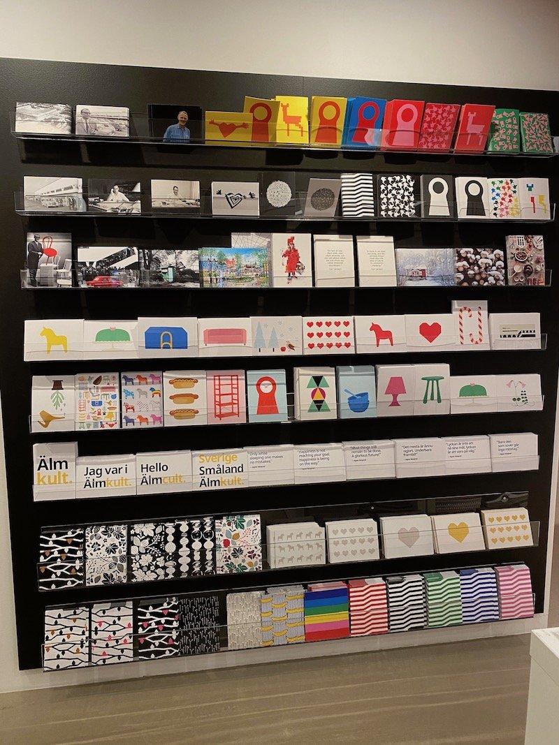 image - ikea museum shop cards