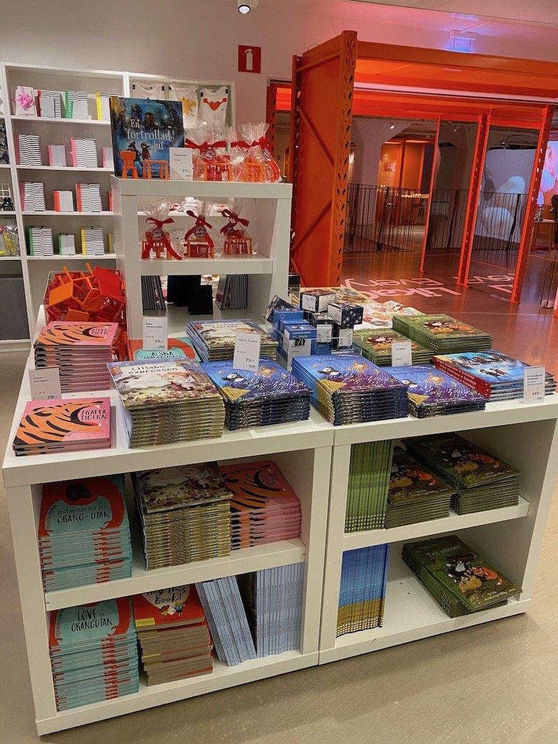 image - ikea museum shop sweden interior