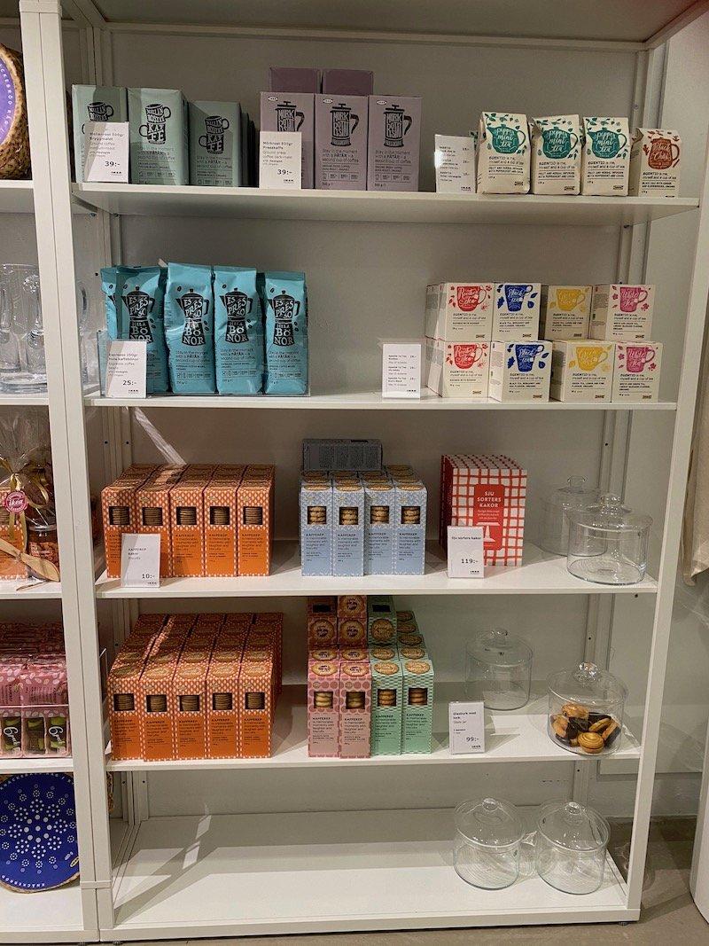 image - ikea museum shop swedish tea