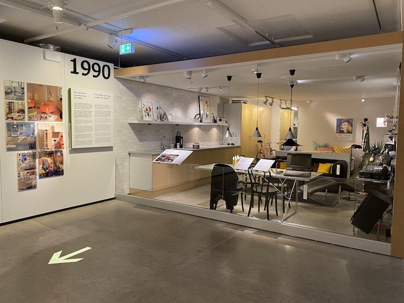 image - ikea museum sweden layout 3