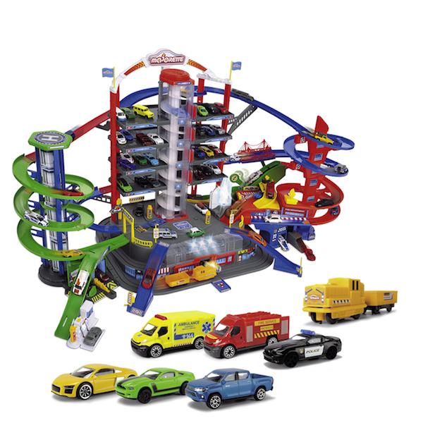 image - majorette super city garage toys
