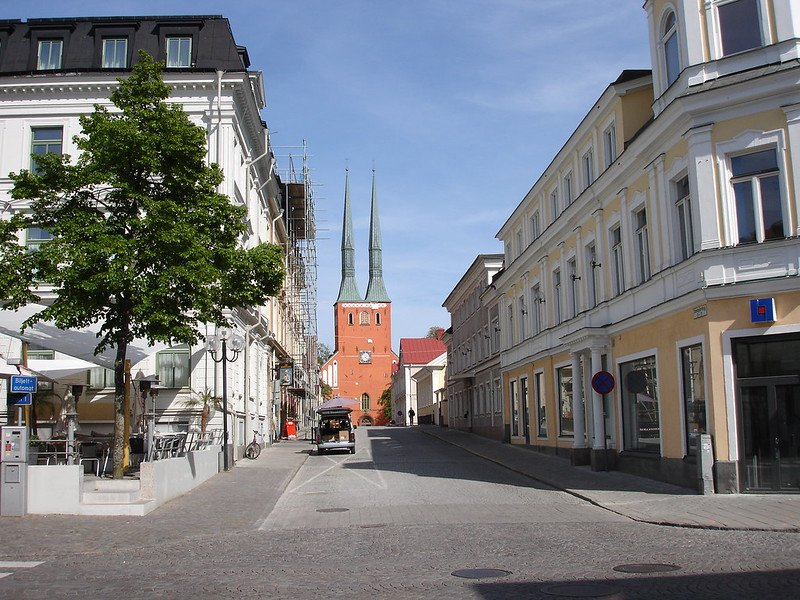 image - vaxjo cathedral sweden by sk12