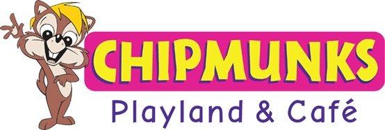 image - Chipmunks playland and cafe logo