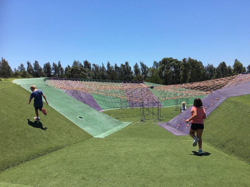 Sydney playground nets