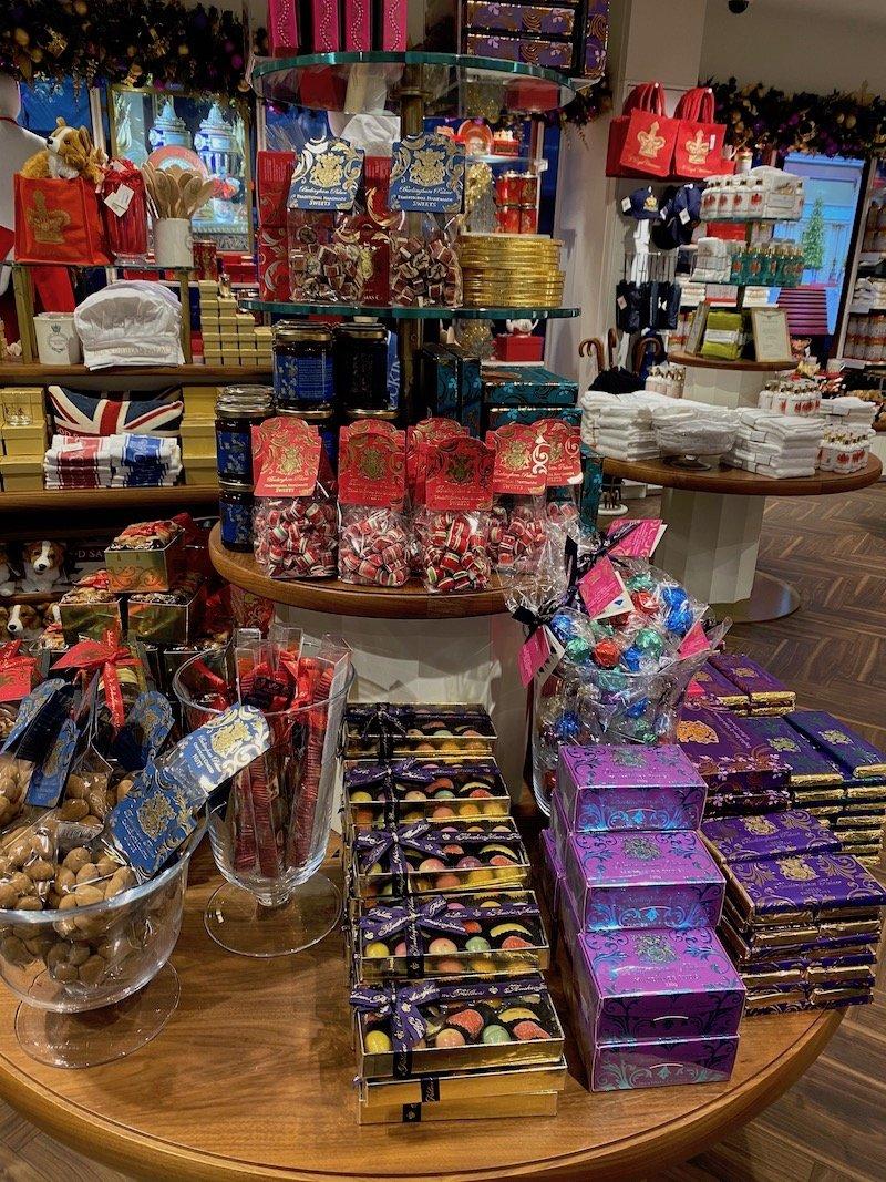 image - buckingham palace sweets