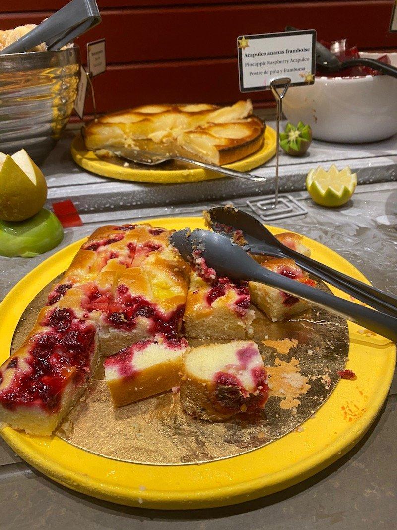 image - chuck wagon cafe disneyland paris dessert 3