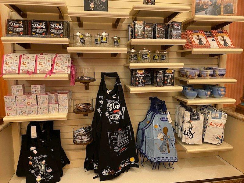 image - boardwalk candy palace disneyland paris ratatouille souvenirs