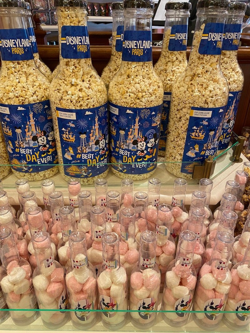 image - popcorn disneyland paris