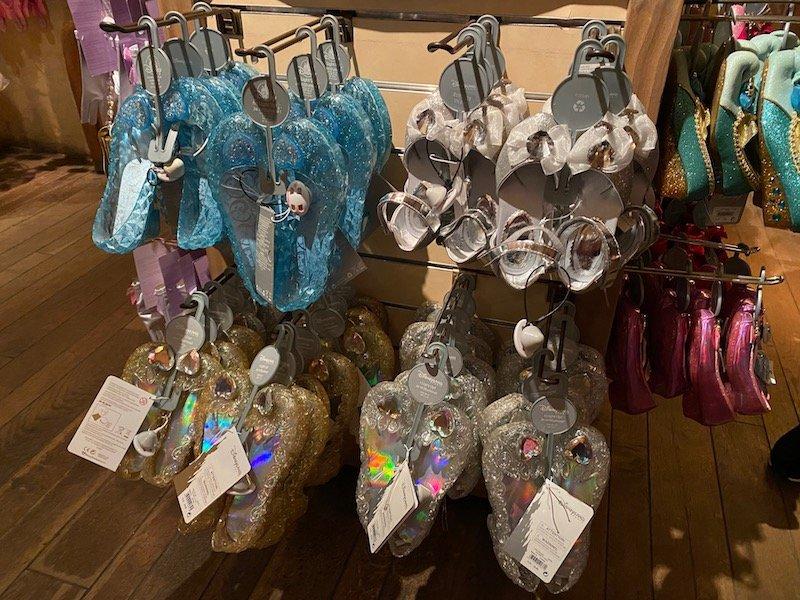 image - disney princess dress up shoes