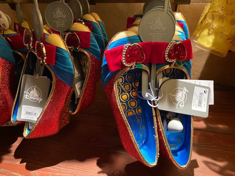 image - disney princess snow white shoes