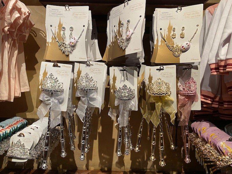 image - disney princess wands