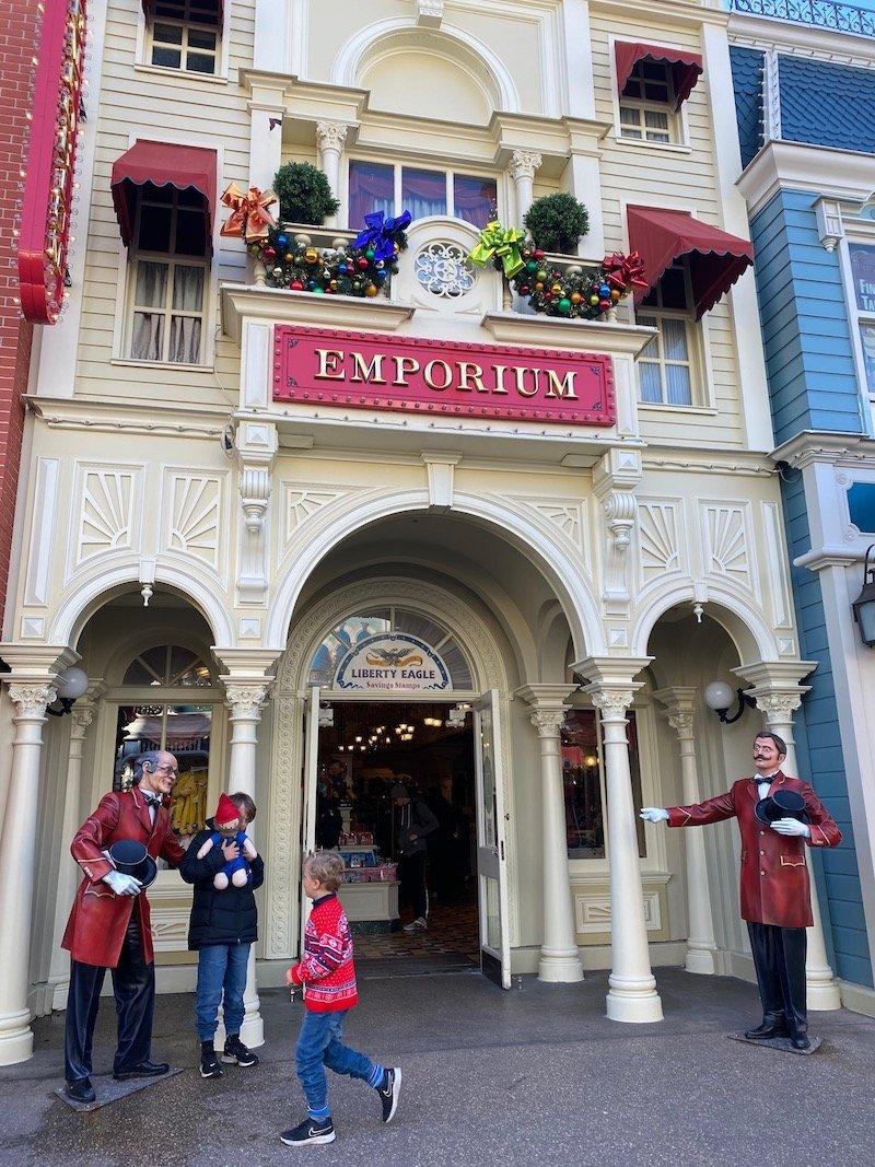 image - disneyland paris emporium main street