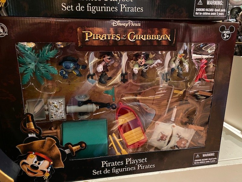 image - disneyland paris pirates of the caribbean playset DLP caseys corner