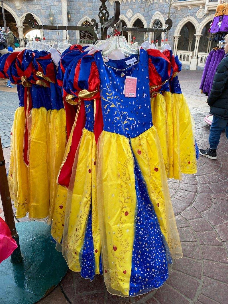image - disneyland paris snow white costume