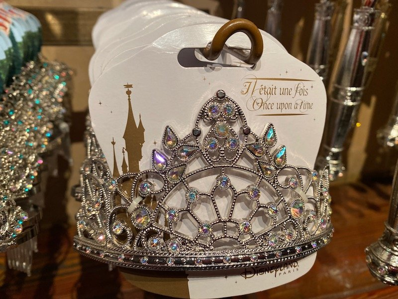 image -disneyland paris tiara for kids