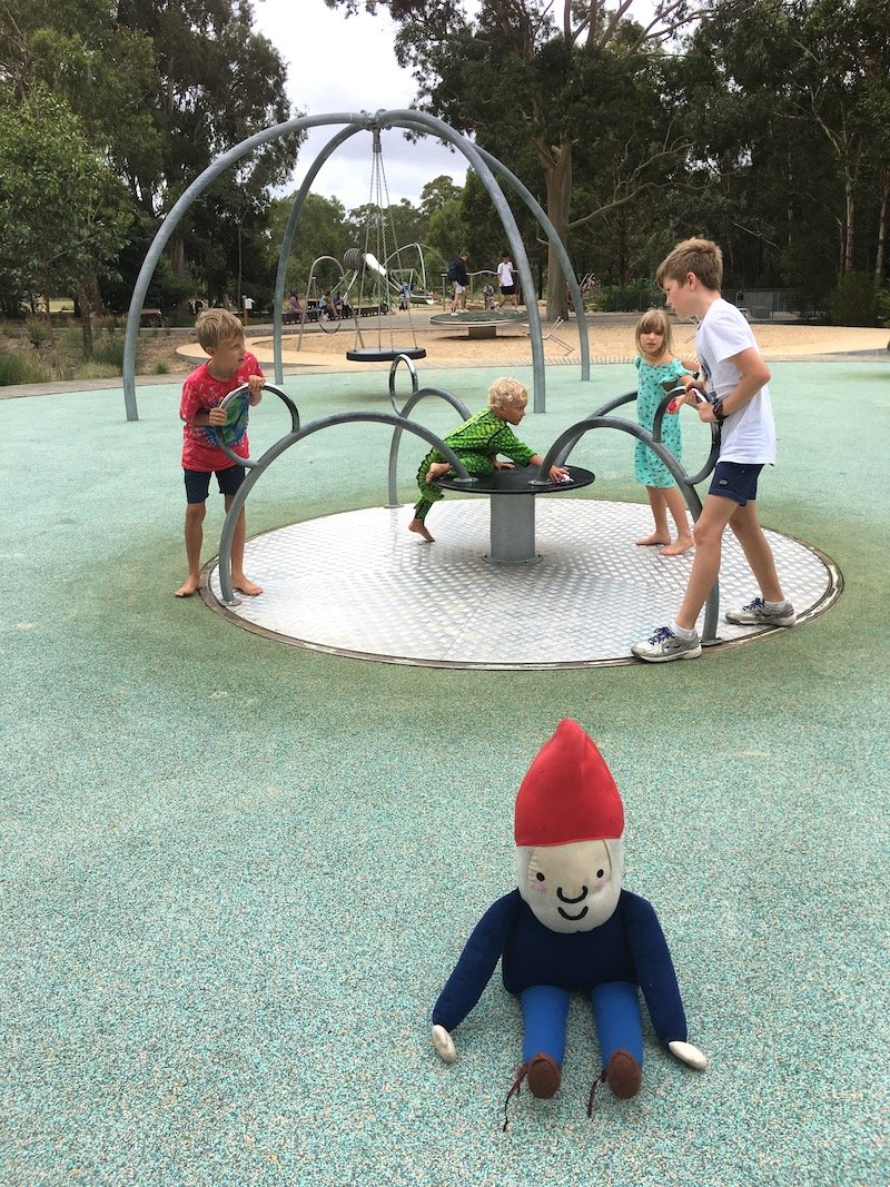 image - domain creek playground parramatta