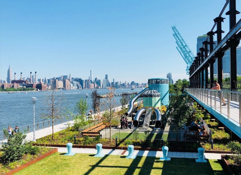image - domino park brooklyn by yang you