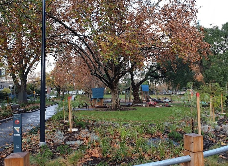 image - gardiner reserve playground melbourne