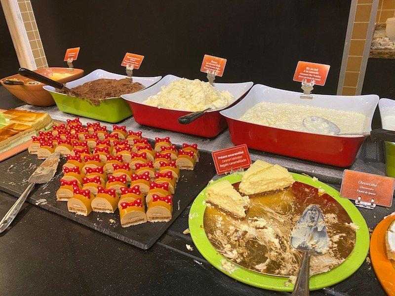 image -la cantina disneyland paris desserts 3