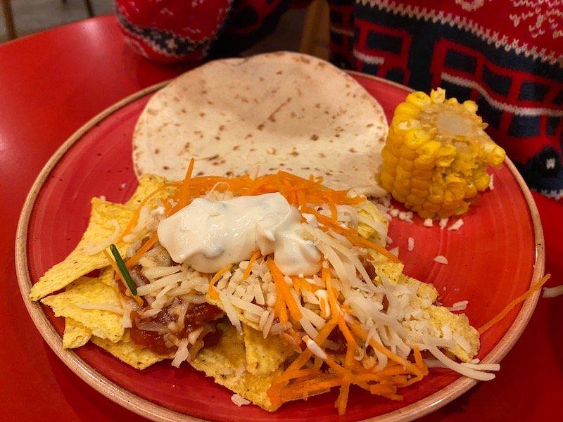 image -la cantina disneyland paris nachos