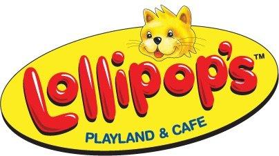image - lollipops playland and cafe logo