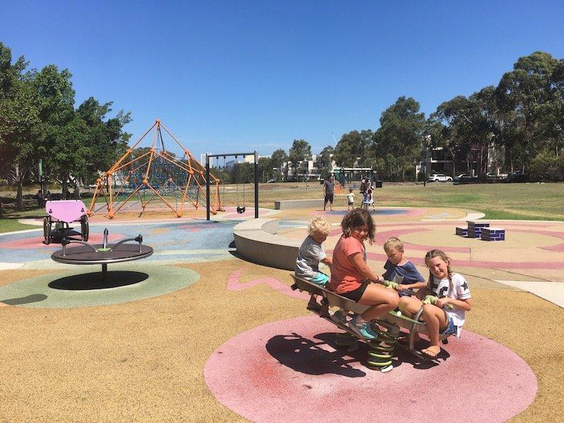 image - pierre de coubertin park sydney