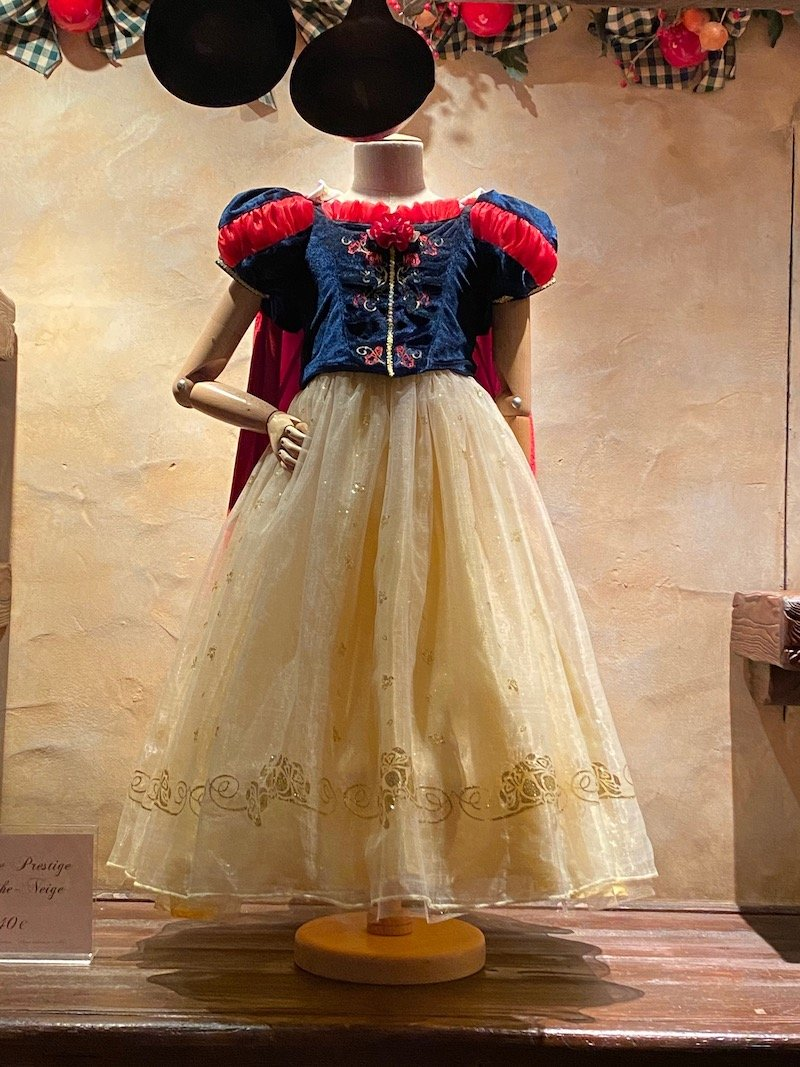 image - snow white dress up costume classic