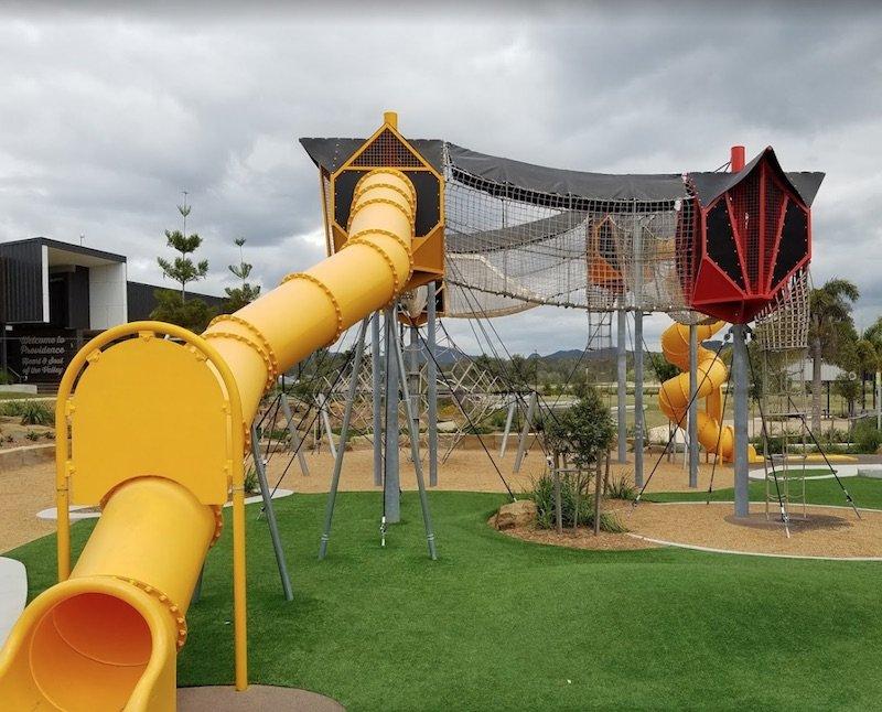 image - splash n play park ripley