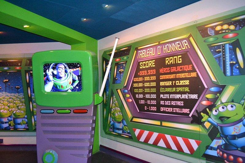 image - buzz lightyear ride disneyland paris by loren javier 5865402975