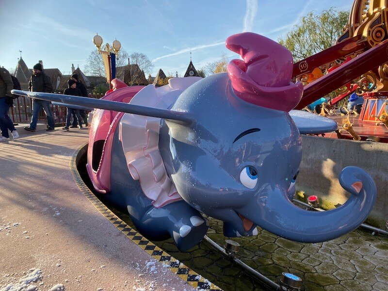 image - disneyland paris dumbo ride