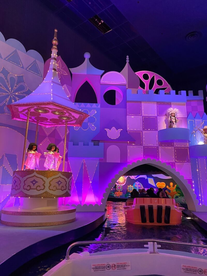 image - it's a small world ride disneyland paris