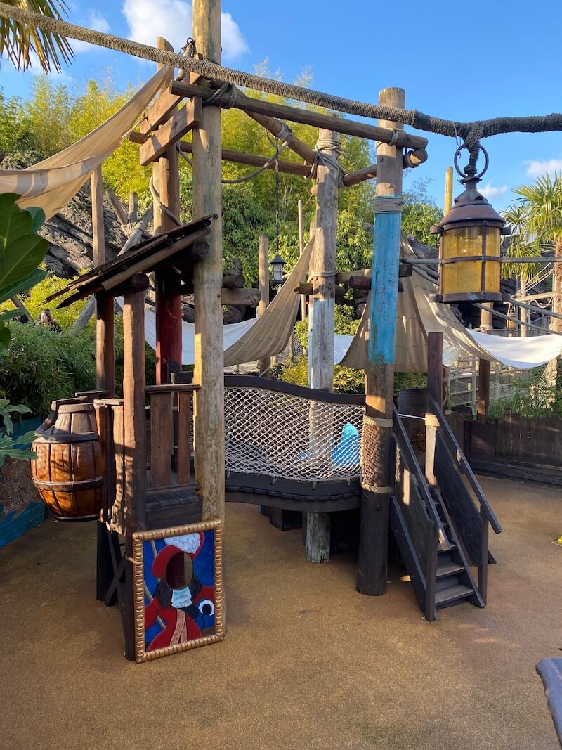 image - pirates beach disneyland paris