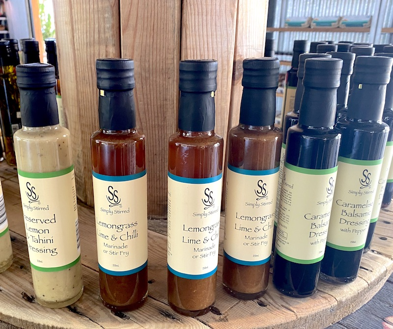 image - summerland farm sauces simply stirred