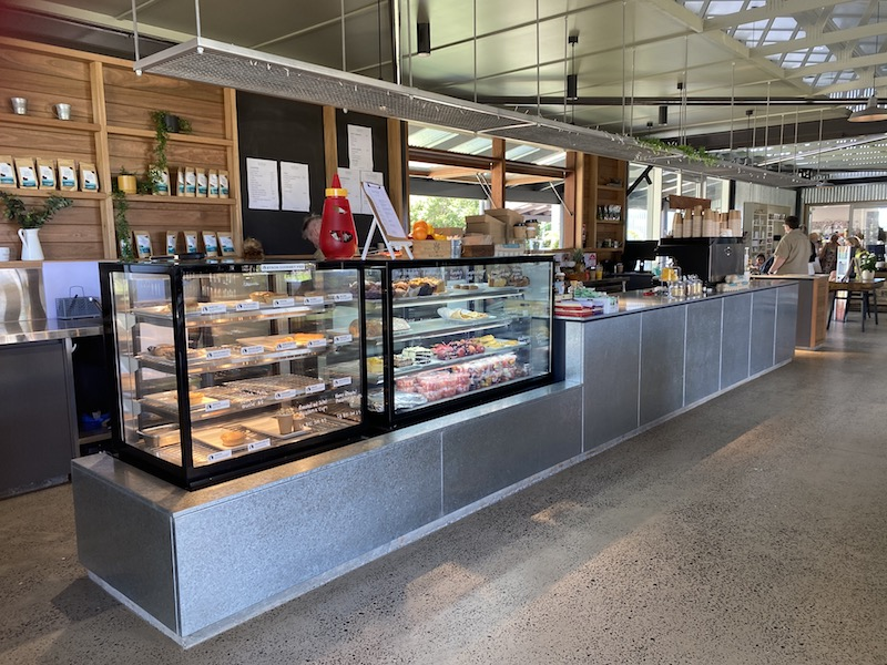 image - summerland house farm alstonville cafe counter