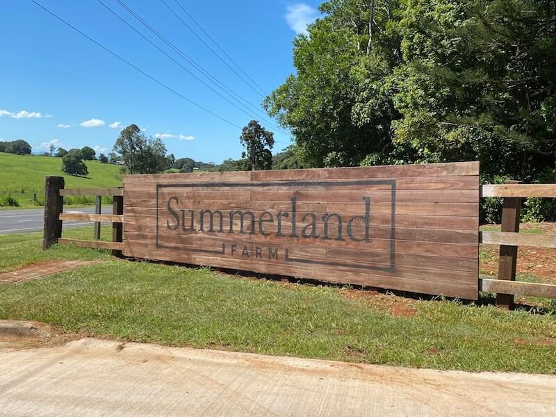 image - summerland house farm alstonville entrance