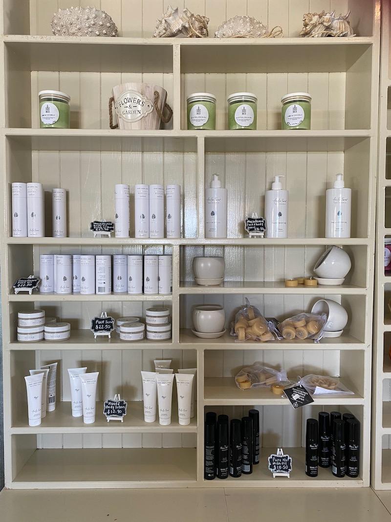 image - summerland house farm avilla body products