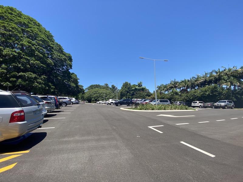 image - summerland house farm car parking