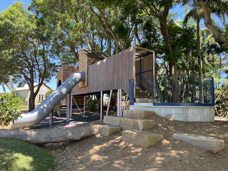 image - summerland house farm playground equipment