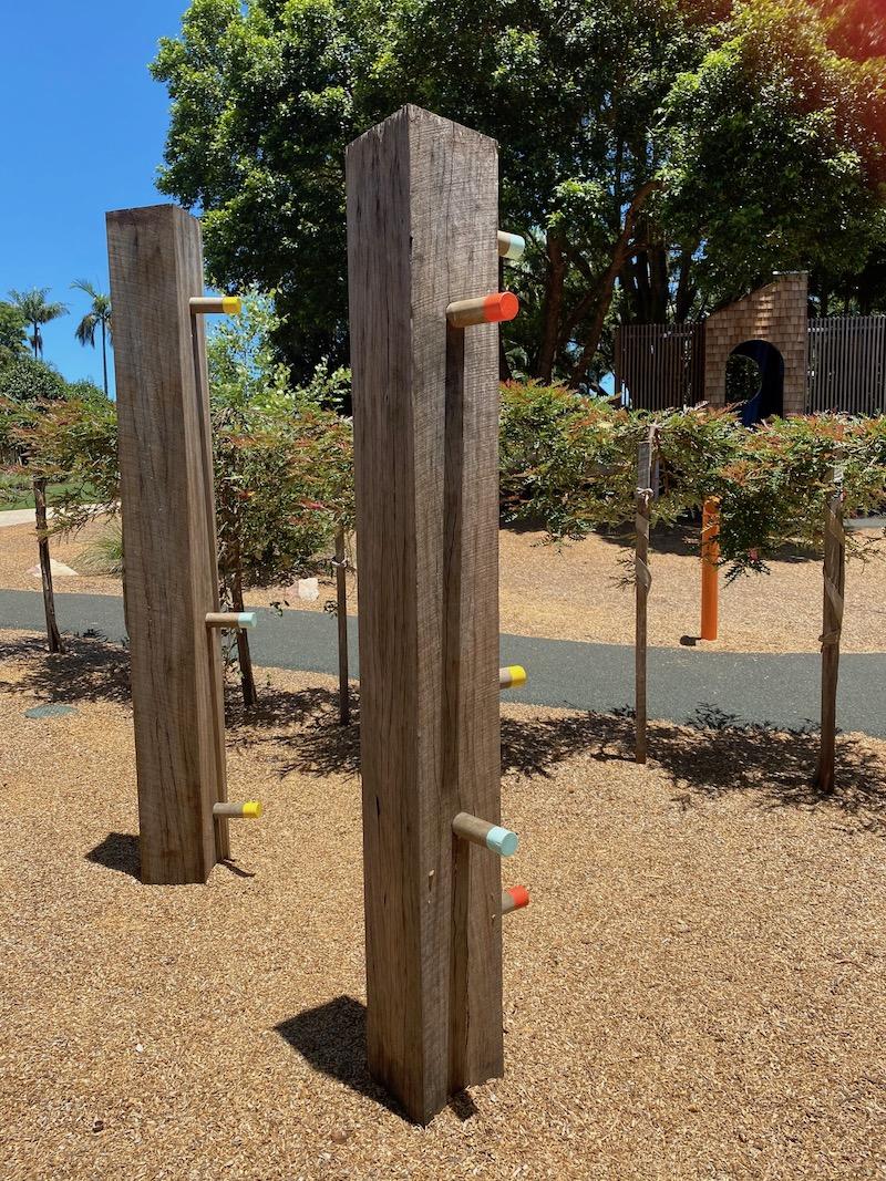 image - summerland house farm playground poles