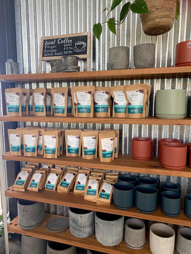 image - summerland house farm shop coffee