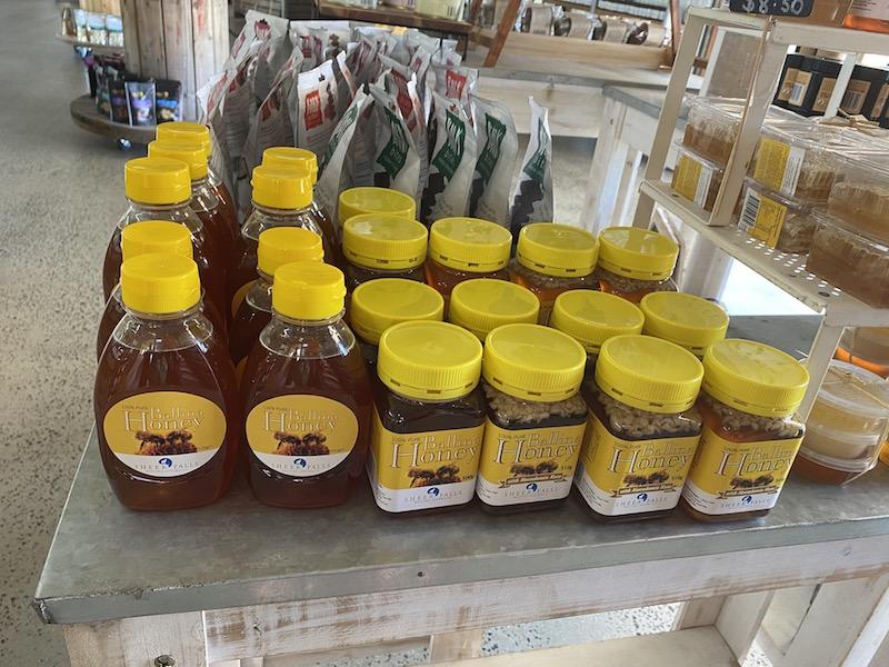 image - summerland house farm shop honey